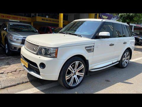 Bán xe ô tô cũ Land Rover Rang Rover Sport HSE Luxury 5.0 nhập Anh đklđ 2011
