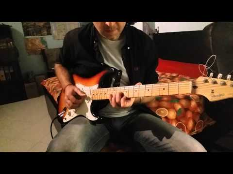 Madcon - Keep my Cool - Guitar Cover - How to play Riff and Chords