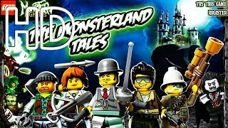 Lego Monster Fighters The Monsterland Tales