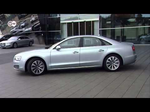 Test it!: Audi A8 Hybrid | Drive it!