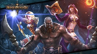 Heroes Never Die Gameplay IOS / Android