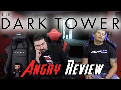The Dark Tower Angry Movie Review