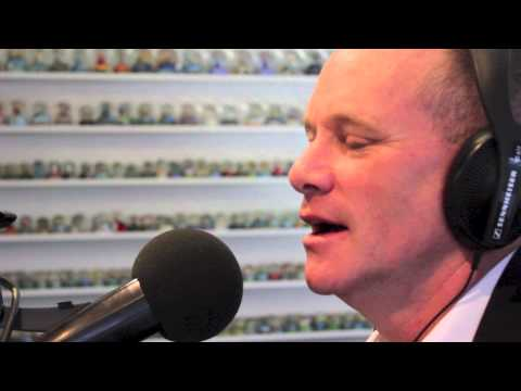 Security Breach during Campbell Newman Interview