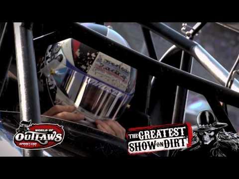 World of Outlaws at Kokomo Speedway