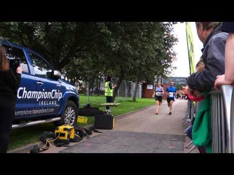 Laganside 10k 2015 - Finish line part 1