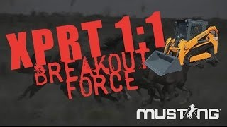 Mustang Head 2 Head Breakout Force - RT Series Track Loaders Thumbnail