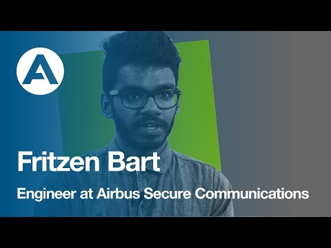 Engineer at Airbus Secure Communications