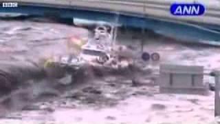 Repeat youtube video Japan Earthquake  Footage of Moment Tsunami Hit   The YNC.com.flv