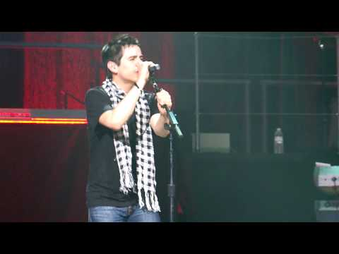 David Archuleta, Barriers, Fresno, 7/10/09
