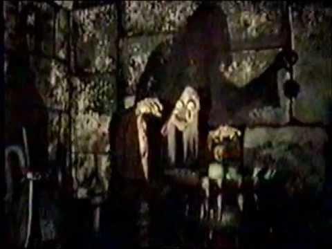 Snow White's Adventures (Original Version) Ride-through with light 1991