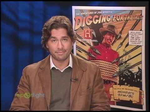 Spotlight TV Show with Matt Duhamel - Salt Lake City, Utah (2005)