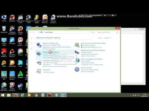 Cara lain untuk memunculkan kembali WiFi/icon WiFi yang hilang di windows 10.