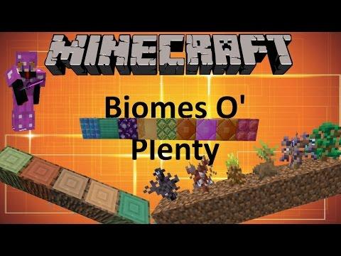 1 7 10] Biomes O' Plenty Mod Download | Minecraft Forum