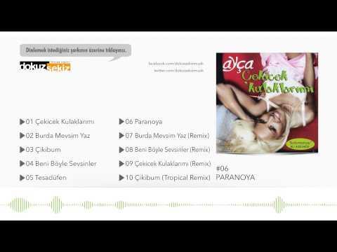 Ayça - Paranoya  (Official Audio)