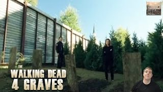 The Walking Dead Season 5 Episode 15 Try - Who are the 4 Graves For? T2 Q and A 1!