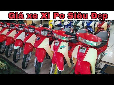 Phát hiện lô hàng xe 2 thì Xì Po siêu to khổng lồ lớn nhất Sài Gòn