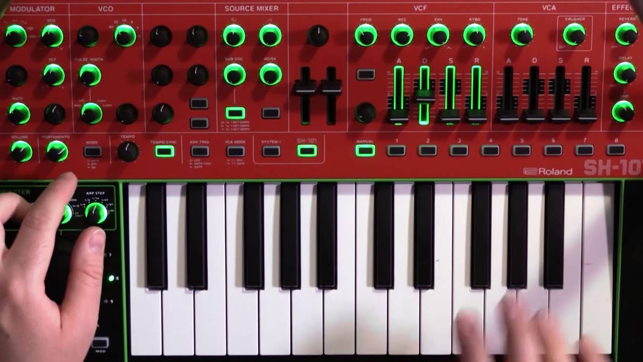 Synthmaster 1 tutorial: routing parameters & using 3rd party.