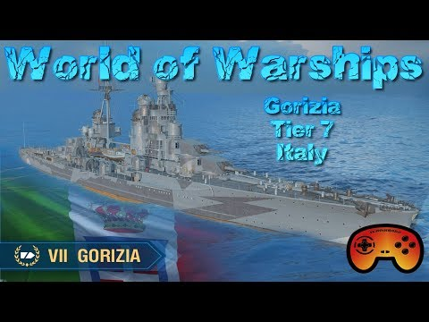 Gorizia T7 italienischer