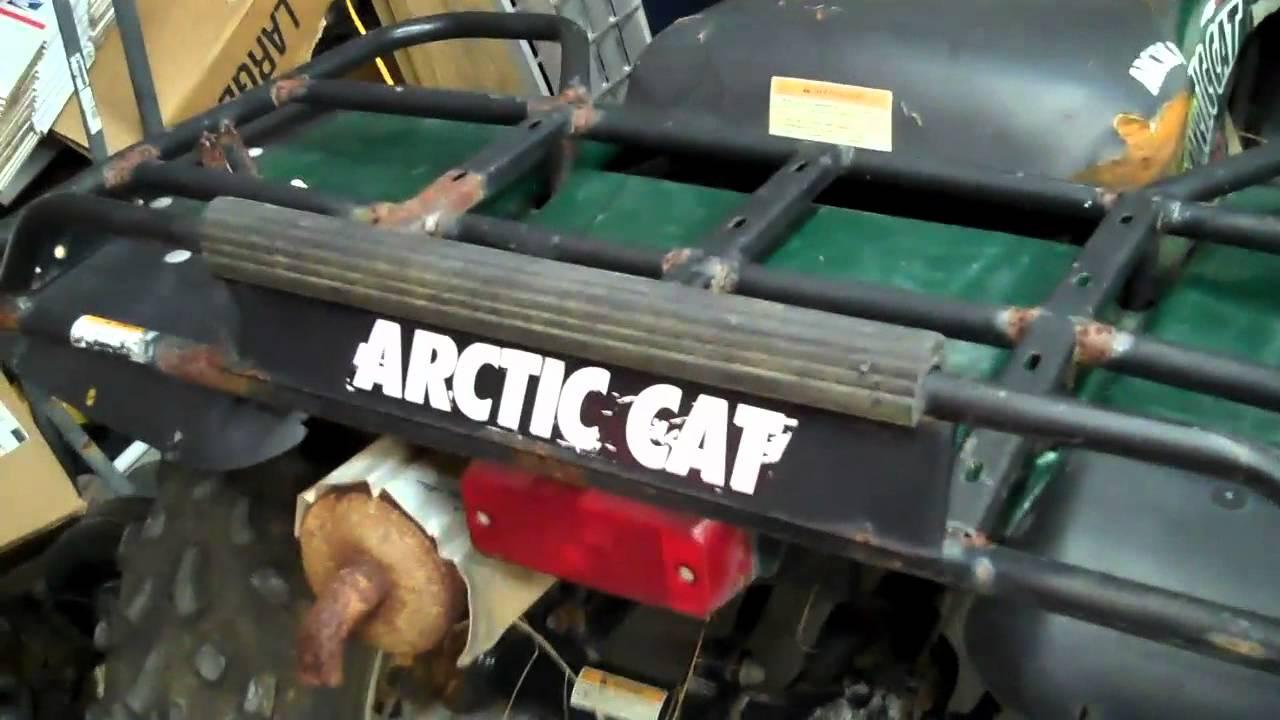 2001 Arctic Cat 400 4x4 Wiring Diagram