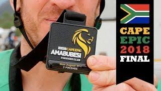 Gran Final. Etapa 7 Cape Epic 2018 | Ibon Zugasti