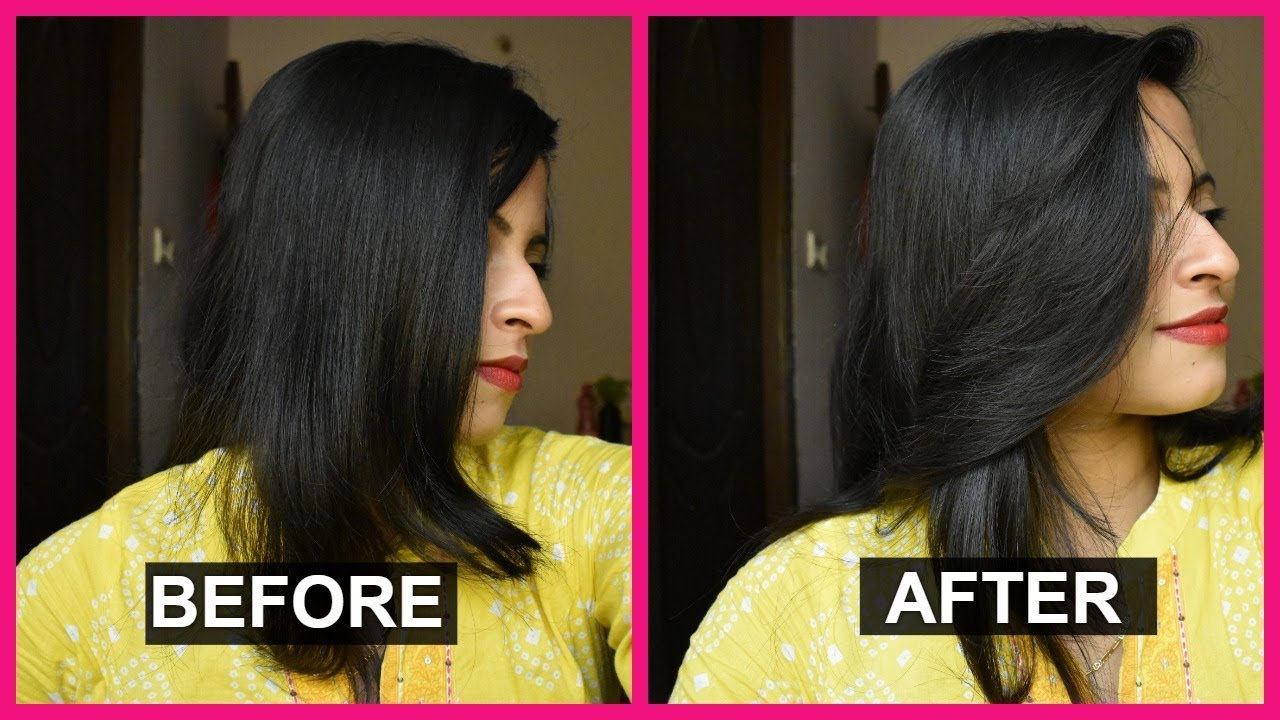 How to Cut Front Hair at Home