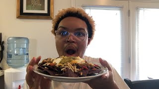 Cooking With Larry  My Bangin Nacho Recipe