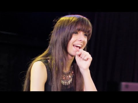 Christina Grimmie Tells All | Interview | On Air with Ryan Seacrest