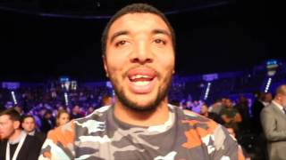 'ANTHONY JOSHUA CAN BEAT WLADIMIR KLITSCHKO. THE BLUEPRINT WAS THERE WITH TYSON FURY' - TROY DEENEY