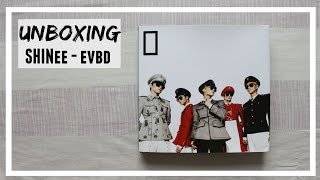 UNBOXING: SHINee - EVERYBODY // MLSS