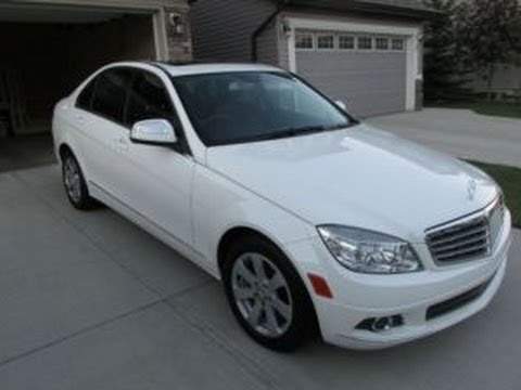 2008 mercedes benz c230 4matic in review village for Mercedes benz c230 2008