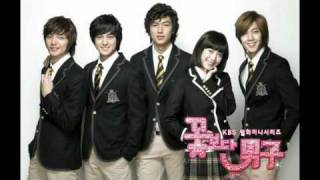 Boys Over Flower OST SS501 - Because I