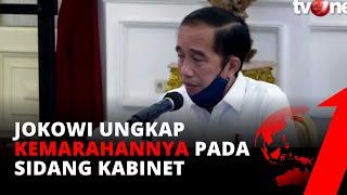 Kritik Pedas! Presiden Nilai Penanganan Corona Masih Lamban | Tvone