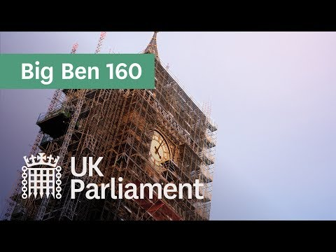 Happy 160th birthday Big Ben! Update on the Elizabeth Tower restoration project
