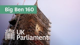 Happy 160th birthday Big Ben! Update on the Elizabeth Tower restoration project