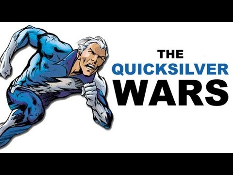 Quicksilver Avengers 2 And Days Of Future Past Quicksilver : Days of ...