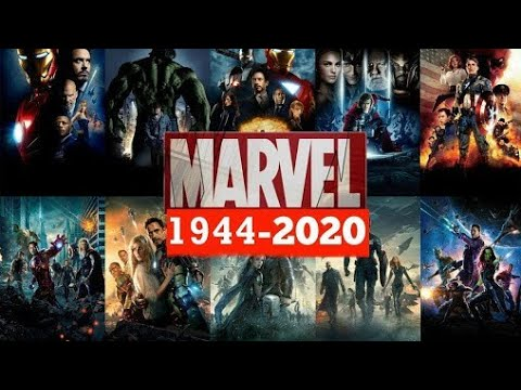 All Marvels Movie List 1944 to 2020 ||Collection King