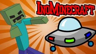 Инопланетные Приключения с Фростом - InoMinecraft - №1