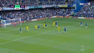 فيديو أهداف مباراة تشيلسي وكريستال بالاس في الدوري الإنجليزي
