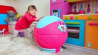 Nastya Play Марго и волшебная игрушка