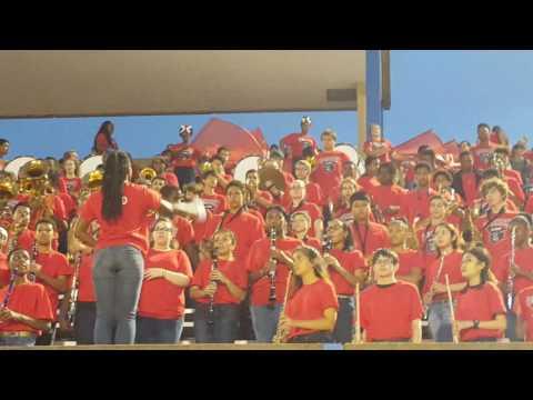 Denbigh high school homecoming 2016 opening