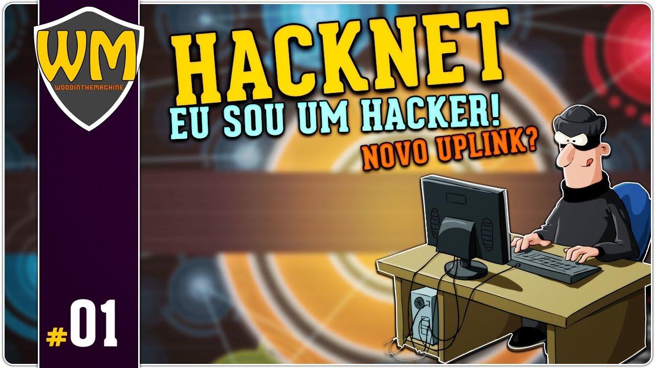 Hacknet gameplay