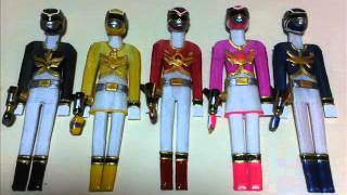 Project Megaforce Red