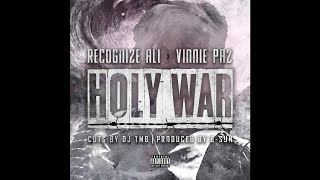 RECOGNIZE ALI X VINNIE PAZ - HOLY WAR (Prod. B-Sun) [Cuts by DJ TMB]