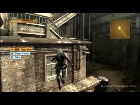 Metal Gear Rising: Revengeance Gameplay (PC HD)