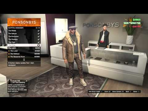 GTA 5 Online: ANOTHER CRAZY SHOPPING SPREE Part 1/2