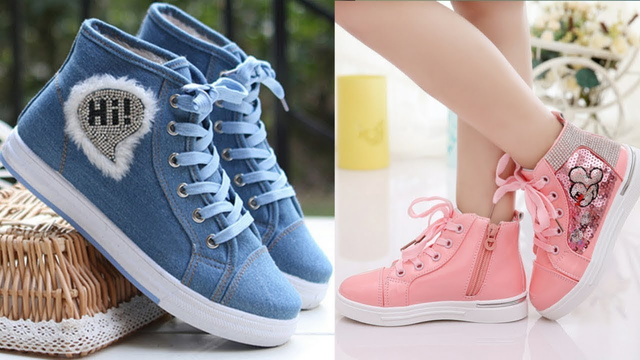 New Top Stylish Girls Shoes