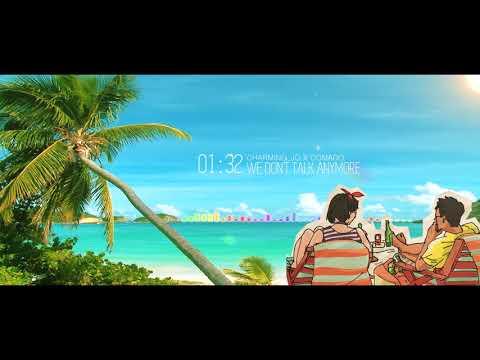 조매력&도마도♬ Charlie puth - We don&39;t talk anymore Cover