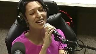 Нани Ева в эфире радио Маяк