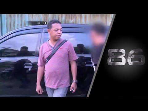 Detik-detik Penangkapan Perampok di Pekanbaru - 86