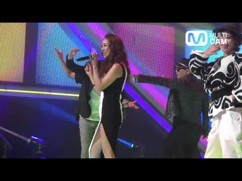 [Fancam] Roo'ra(룰라) Angel without Wings(날개잃은천사) @M COUNTDOWN_150305